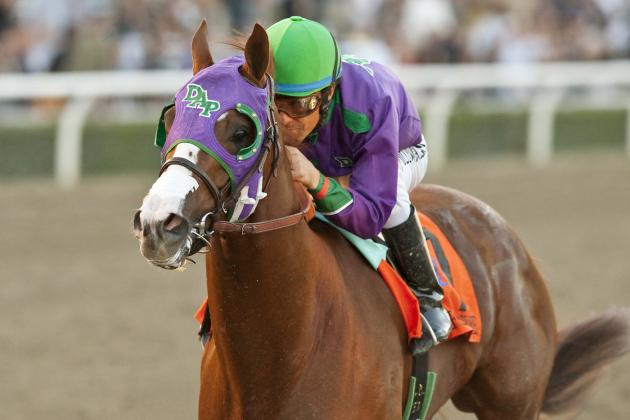 Kentucky Derby Odds: California Chrome Solid Betting Favorite