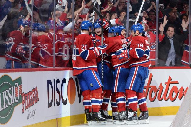 NHL Playoff Schedule 2014: 1st-Round TV Info and Updated Stanley Cup Outlook