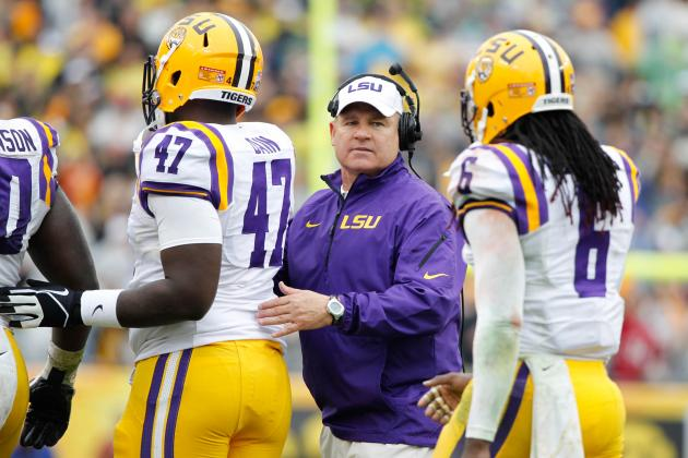 Five LSU Spring Movers