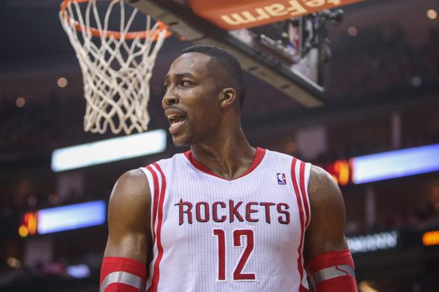 How Dwight Howard Can Save Houston Rockets and His Reputation