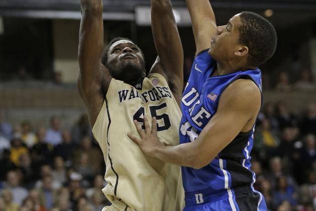 Adala Moto to Transfer from Wake Forest