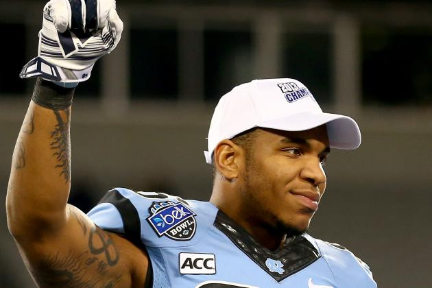 Top TE Eric Ebron Visits with the Jets, Not Giants, Per Source