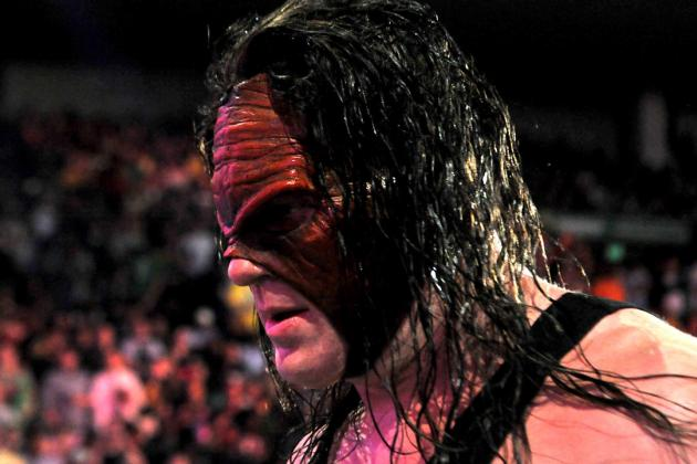 Kane's Return to Original Gimmick Will Salvage a Disappointing Year