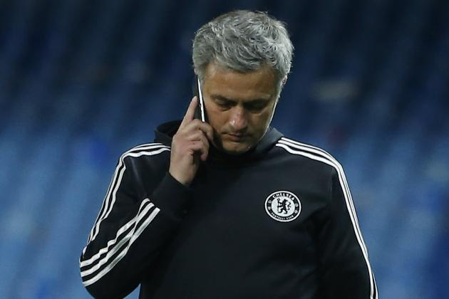 Jose Mourinho Must Be Allowed to Select Team He Wants for Liverpool vs. Chelsea