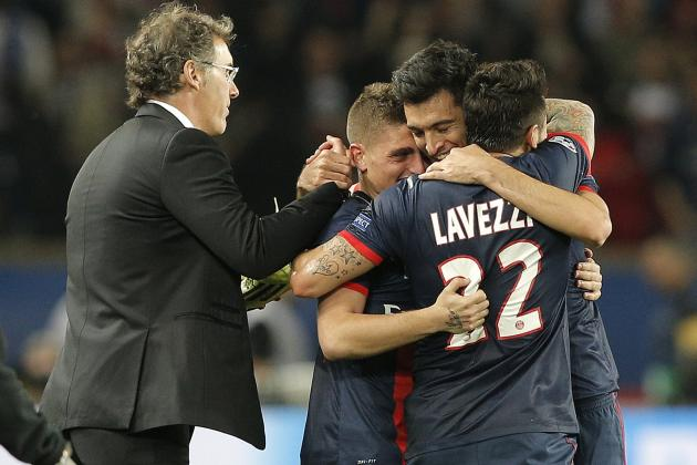 Paris Saint-Germain vs. Evian: Score, Grades and Post-Match Reaction