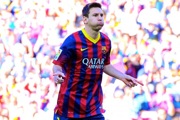 Lionel Messi and Barcelona Reportedly Close to Record New Contract