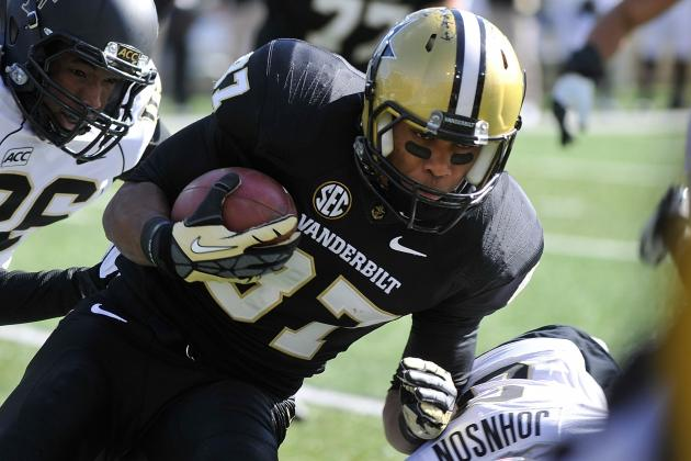 Mel Kiper: Wideout Trumps Tackle for Panthers in NFL Draft