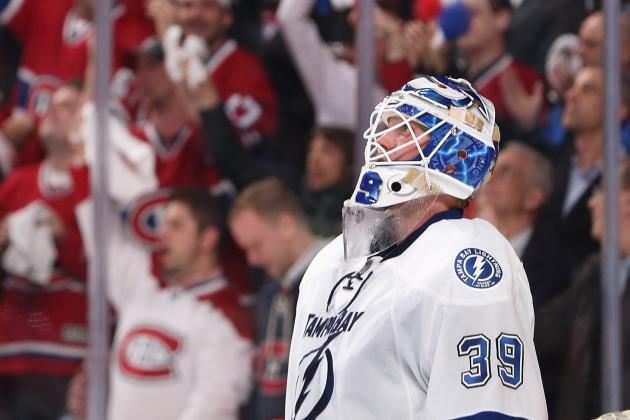 Ben Bishop Injury, Quiet Offense Doomed Lightning in Stanley Cup Playoffs