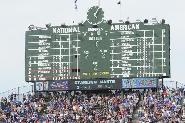 Let's Not Forget the Federals as Wrigley Rings in 100