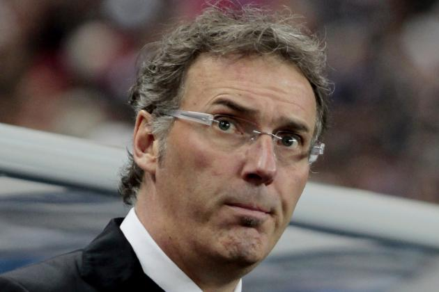 Why PSG's Laurent Blanc Needs to Develop a Plan B Between Now and Next Season