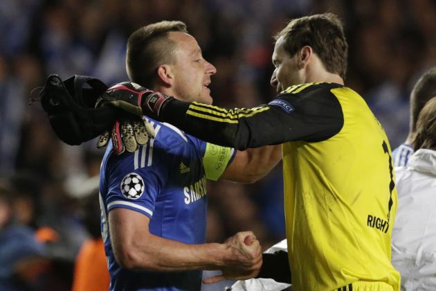 Premier League Injury News, Fantasy Impact: Chelsea's Petr Cech, John Terry Out