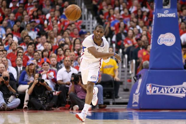 What LA Clippers Need from Chris Paul to Maximize Title Chances
