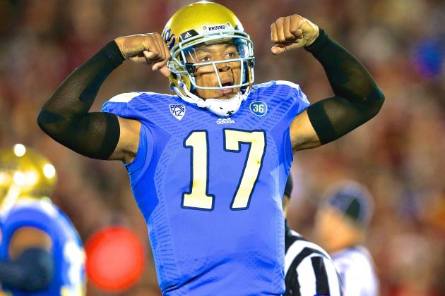 Why Brett Hundley Passed Up on NFL Money for a Shot at UCLA Glory