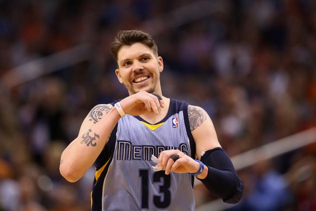 How Mike Miller Can Be Critical Cog in Memphis Grizzlies' Playoff Run