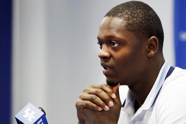 Julius Randle: 'Kentucky Will Always Have a Special Place in My Heart'