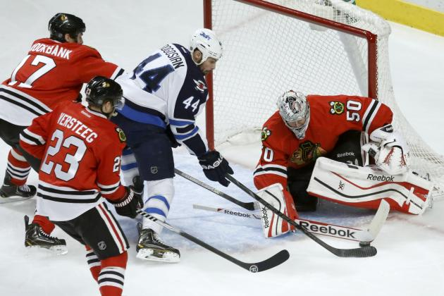 Will Sheldon Brookbank Successfully Fill in for Suspended Brent Seabrook?