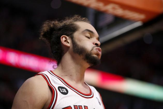 Can Joakim Noah Save the Chicago Bulls from a First-Round Playoff Exit?
