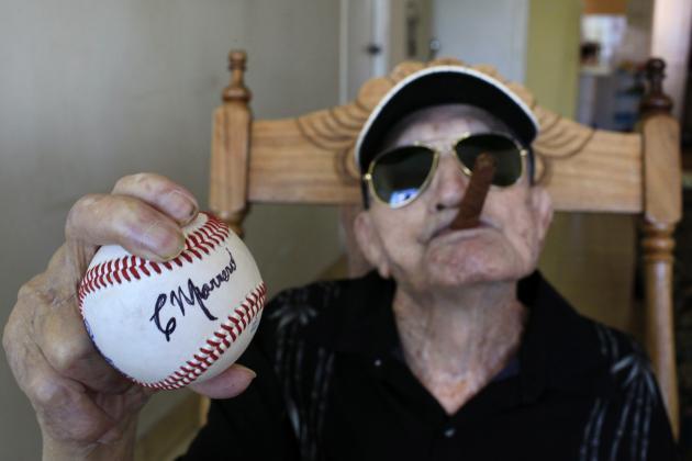 Conrado Marrero, Oldest Living Ex-MLB Player, Passes Away at 102