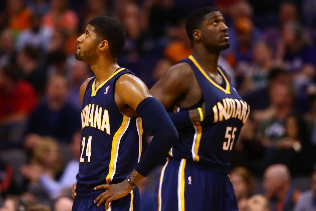 Why Everything Is on the Line for Indiana Pacers During 2014 NBA Playoffs