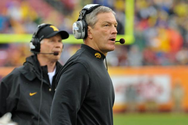 Kirk Ferentz Surprised by Assistant Coach's Move to Open Culver's