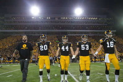 No Night Games for Iowa Football in 2014