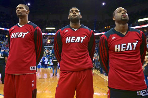Heat Owner Says He's '100 Percent' Certain Miami Can Keep Big 3 Together