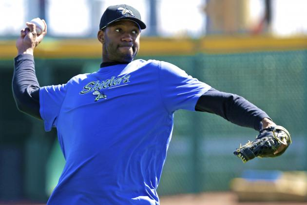Tracy McGrady Makes Sugar Land Skeeters Opening-Day Roster