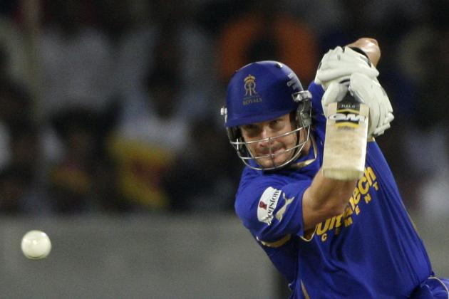 Shane Watson Must Fix Rajasthan Royals' Batting, Starting with His Own Role