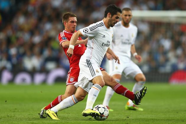 Real Madrid vs. Bayern Munich: Live Player Ratings