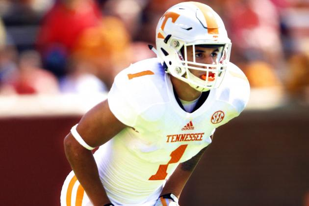Alden Hill's Transfer Opens the Door for Tennessee Frosh RB Jalen Hurd