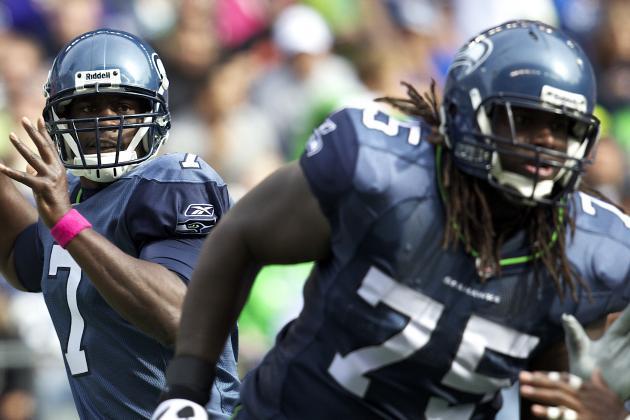 Seahawks Leaning Against Picking Up Carpenter Option
