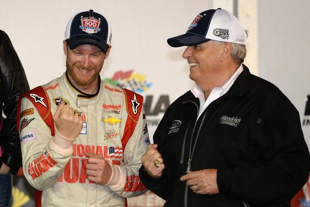 Is NASCAR Future Brighter  for Dale Earnhardt Jr. as a Driver or a Team Owner?