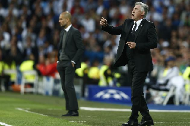 Real Madrid vs. Bayern Munich: Reaction from Carlo Ancelotti and Pep Guardiola