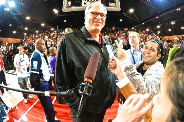Phil Jackson Says the San Antonio Spurs Are Not a Dynasty
