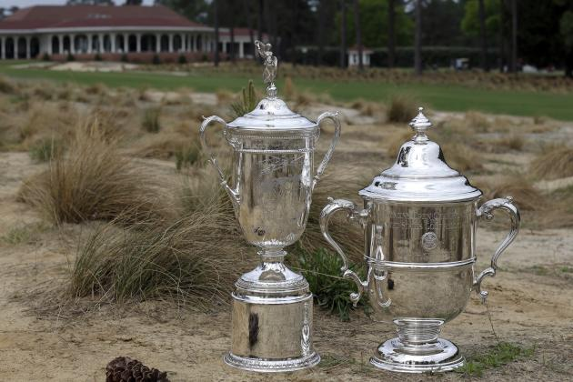 Pinehurst: Small Targets, No Rough, Same Clubs for Men and Women at U.S. Opens