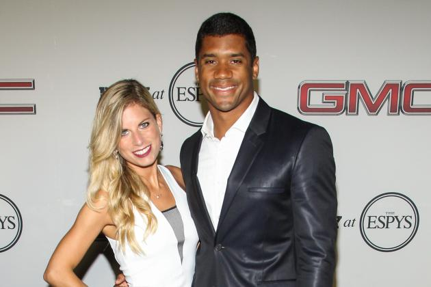 Russell Wilson Announces He's Filed for Divorce from Wife Ashton