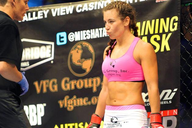 UFC Should Let Good Sense Prevail over Profit, Book Gina Carano vs. Miesha Tate