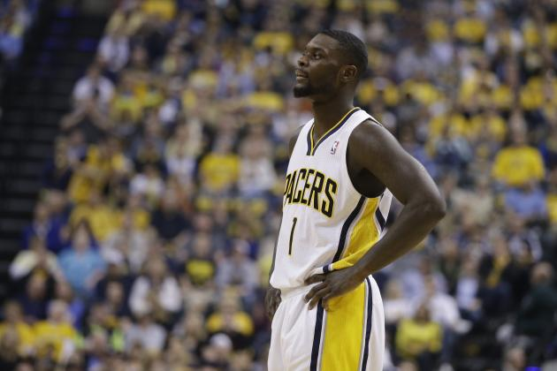 Lance Stephenson's Spat with Evan Turner Shouldn't Concern Pacers