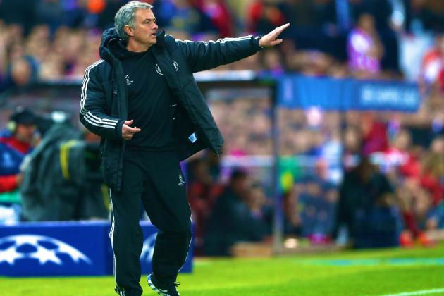 Jose Mourinho, Ramires and Rui Faria Charged by FA