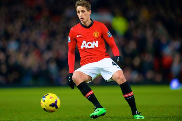 Adnan Januzaj Decides to Play for Belgium over England, Others