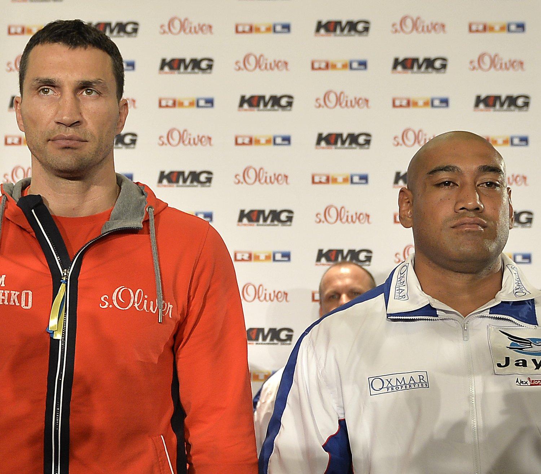 Livestream Klitschko