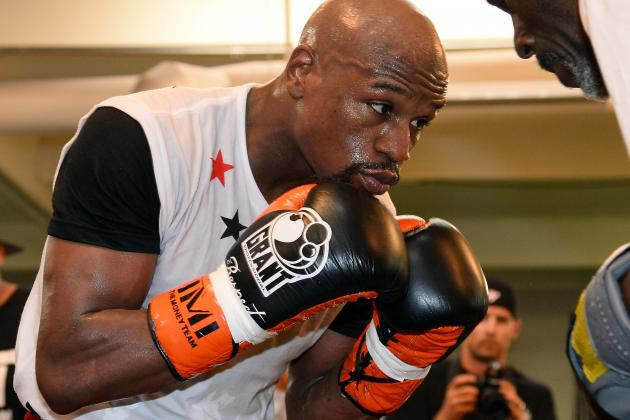 Floyd Mayweather Confirms Split from Ex-Fiancee Shantel Jackson on Showtime
