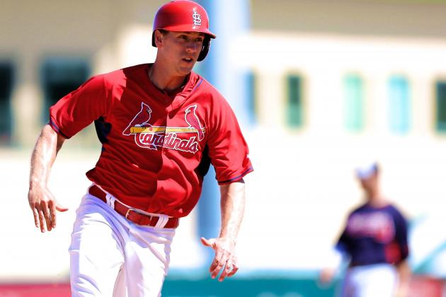 Stephen Piscotty Is More MLB-Ready Prospect Than Oscar Taveras