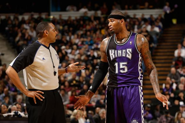 NBA Fines for Technicals, Flagrants, Suspensions Skyrocket from 2012 to 2014