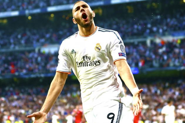 Real Madrid Give Bayern Munich a Lesson in Counter-Attacking Football