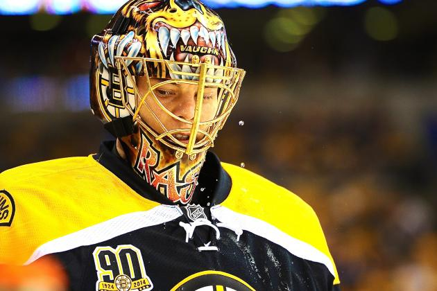 Can Anyone Beat Boston Bruins Goalie Tuukka Rask in 2014 Stanley Cup Playoffs?