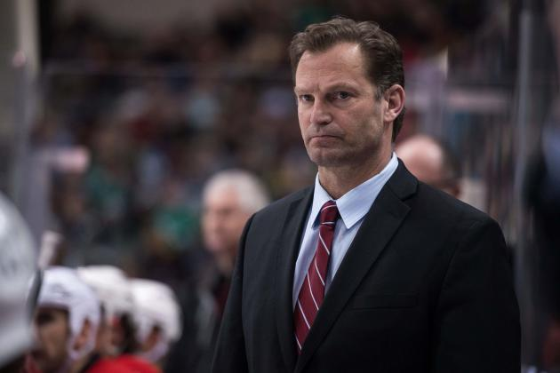 Breaking Down Coaches Who Could Replace Kirk Muller with Carolina Hurricanes