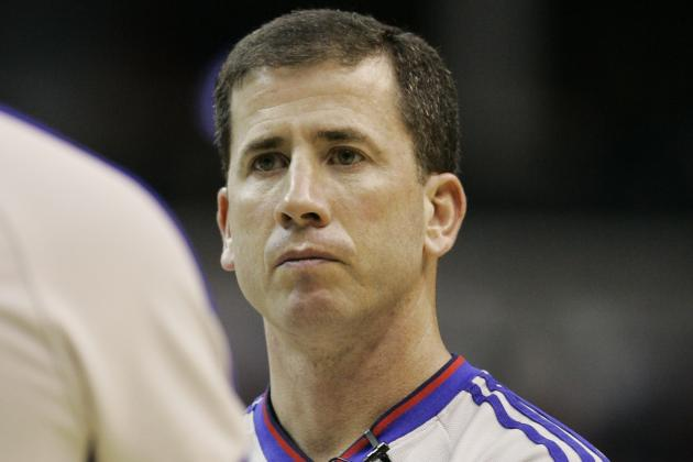 NBA Refutes Tim Donaghy's Claim That Referees Bet on Blazers-Rockets Game 1