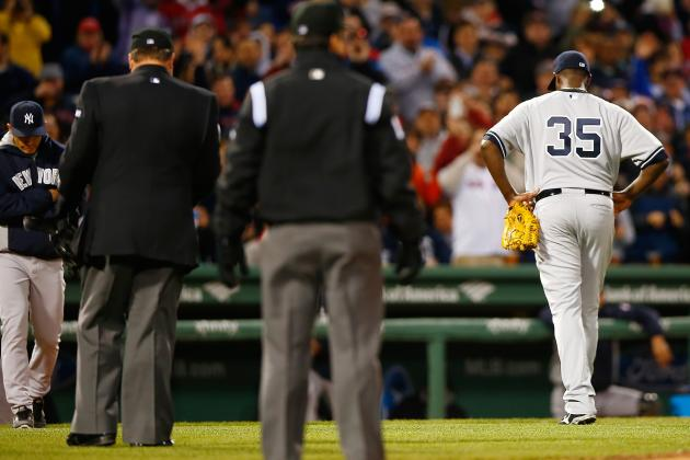 Yankees' Pineda Used Pine Tar Blatantly and That Is Where the Problem Lies