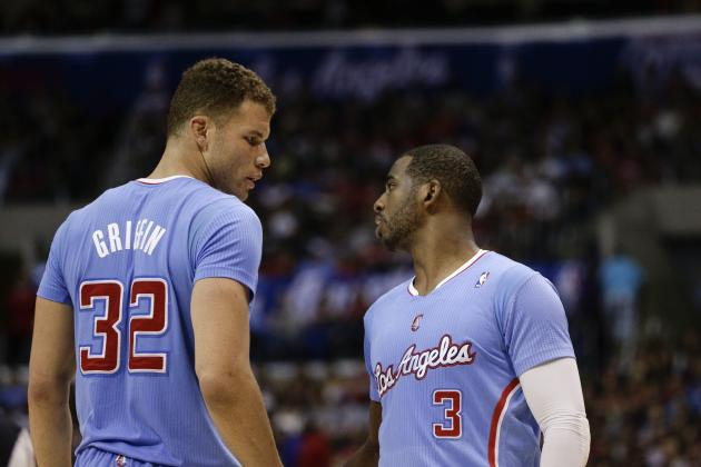 How Blake Griffin and Chris Paul Changed Our View of the LA Clippers
